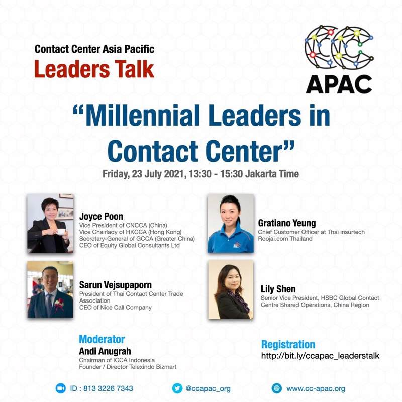 Millennial Leaders in Contact Center